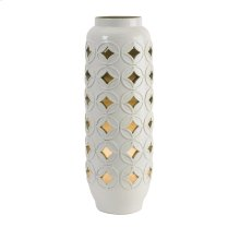 Calvinia Cutout Ceramic Lamp