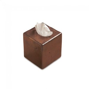 Tissue Cover - TC100 Silicon Bronze Brushed Product Image