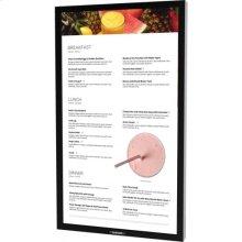 "55"" Pro Series Outdoor Digital Signage Full Sun & Active Areas Portrait Orientation DS-5518P"