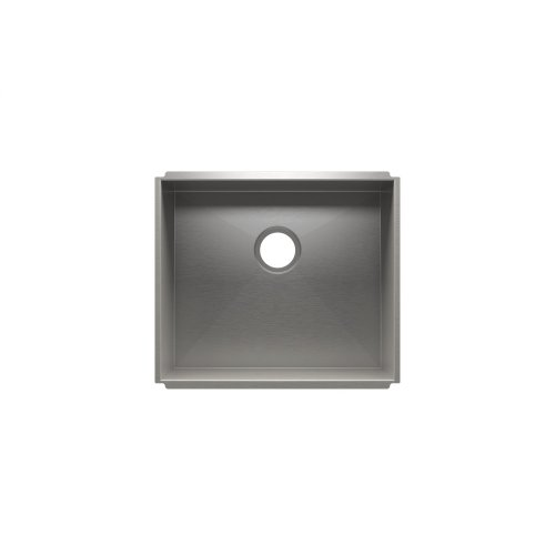 """UrbanEdge® 003628 - undermount stainless steel Kitchen sink , 21"""" × 18"""" × 10"""""""