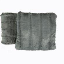 Faux Fur Pillow 2PC 702-451