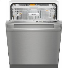 G 6665 SCVi SF AM Fully-integrated, full-size dishwasher with hidden control panel, 3D+ cutlery tray and CleanTouch Steel panel Product Image