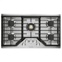 "Monogram 36"" Deep-Recessed Gas Cooktop (Natural Gas)"