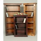 "#006 Large Colonial Bookcase 42""wx14.5""dx74""h Product Image"