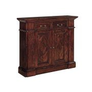 Benjamin Cabinet w/ Diamond Top Product Image