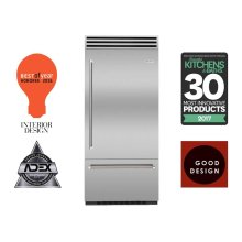 """36"""" PRO Built-In Refrigerator/Freezer *Overstock Clearance*"""