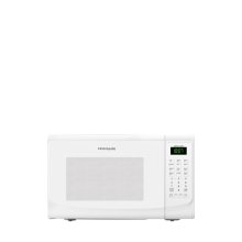 [CLEARANCE] Frigidaire 1.4 Cu. Ft. Countertop Microwave. Clearance stock is sold on a first-come, first-served basis. Please call (717)299-5641 for product condition and availability.