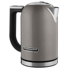 1.7 L Architect™ Series Electric Kettle - Cocoa Silver
