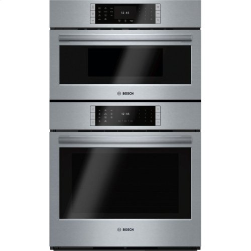 """Benchmark® 30"""" Speed Combination Oven, HBLP752UC, Stainless Steel**OPEN BOX** West Location"""