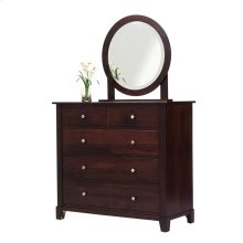 Greenwich Dressing Chest- Mirror