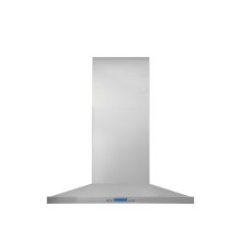 30'' Chimney Wall-Mount Hood