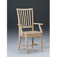 Mission Arm Chair 265A