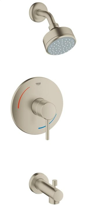 Concetto Bathtub/Shower Combo Faucet Product Image
