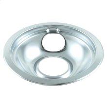 Round Chrome Electric Range Burner Drip Bowl - Other