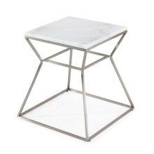Zamora Marble Side Table