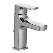 Rizon chrome one-handle bathroom faucet