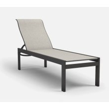 Armless Adjustable Chaise - Padded Sling