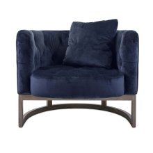 NK Tangla Curved Back Chair