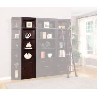 BOSTON 22 in. Open Top Bookcase Product Image