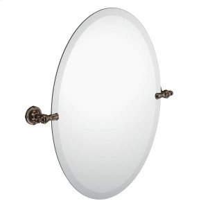 Gilcrest oil rubbed bronze mirror Product Image