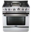 """Precision 36"""" Gas Self Clean Range Product Image"""