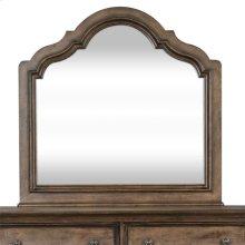 Scalloped Mirror
