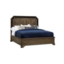 American Chapter King Grand National Panel Bed