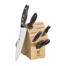 ZWILLING TWIN Signature 6-pc Knife Block Set
