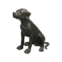 Mortimer the Puppy Sculpture