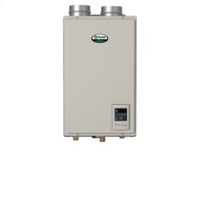 Tankless Water Heater Condensing Indoor 120,000 BTU Natural
