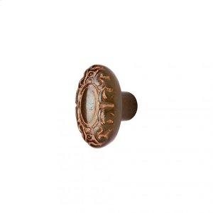 Acanthus Knob - CK232 Silicon Bronze Brushed Product Image