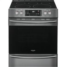 Frigidaire Gallery 30'' Front Control Electric Range with Air Fry
