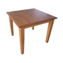 Laminated Tapered Leg Table
