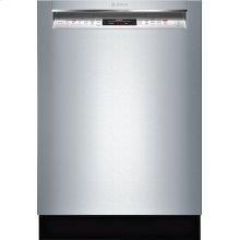 800 Series built-under dishwasher 24'' Stainless steel SHEM78W55N
