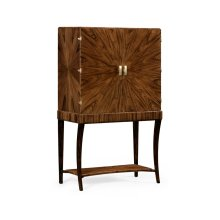 Art Deco High Lustre Drinks Cabinet