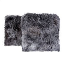 Faux Fur Pillow 2PC 703-451
