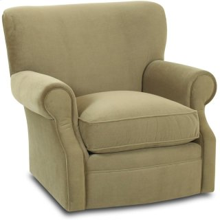 Comfort Design Living Room Loggins Chair C74 SWVL