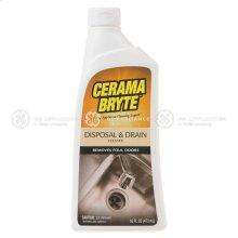 Cerama Bryte Disposal & Drain Cleaner