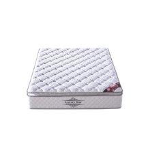 "13"" California King Memory Foam Pocket Coil Mattress"