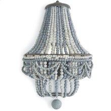 Malibu Sconce (weathered Blue)