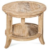 Cimarron Round End Table