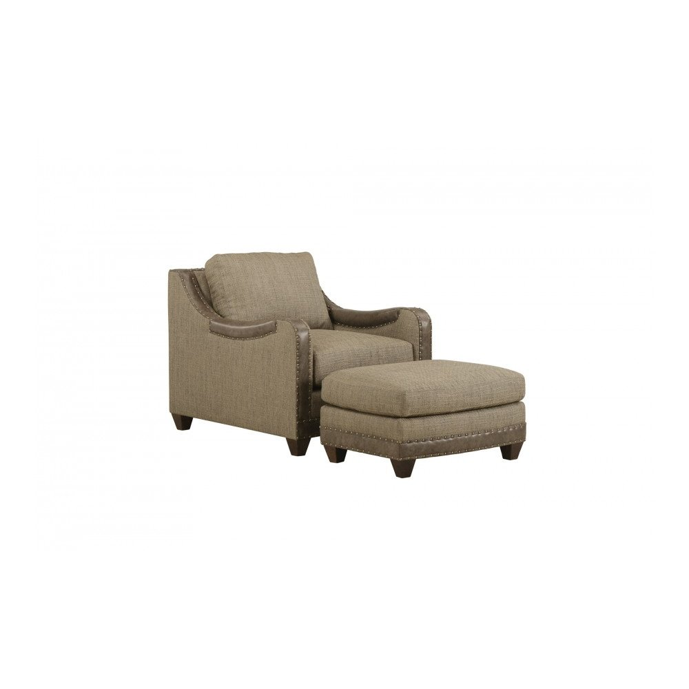 American Chapter Dover Ottoman