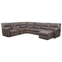 57001 Reclining Sectional