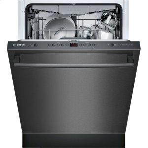 100 Series Dishwasher 24'' Black stainless steel SHXM4AY54N Product Image