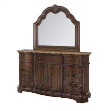 8328-015  Edington Door Dresser