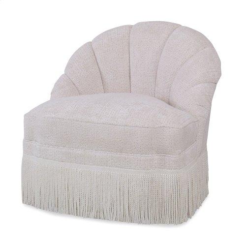 Scallop Chair - Swivel