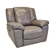 Power Recliner in Montgomery-Gray