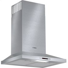 """300 Series, ESTAR Pyramid Chimney Hood 24"""" S/S"""
