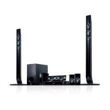 3D-Capable Blu-ray Disc™ Home Theater System with Smart TV and Wireless Speakers