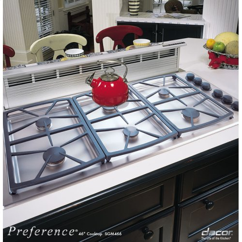 """Preference 36"""" Gas Cooktop, High Altitude"""